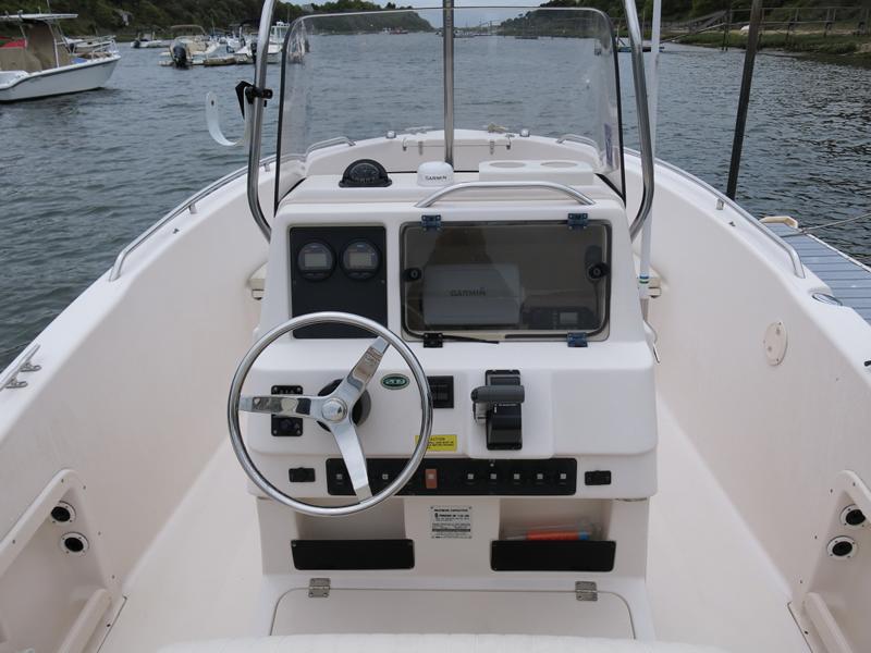 Oyster River Boat Yard - 2004 20' Grady White 209 Escape